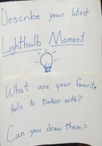 lightbulbmoments