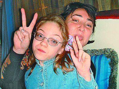 Лолита Моя дочь - ясновидящая 8 фото. У Евы Милявской, дочери