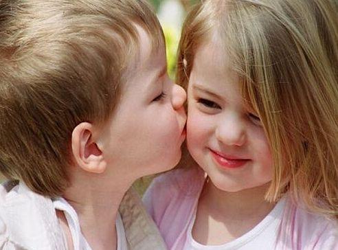 kisses pictures 7 months № 7742