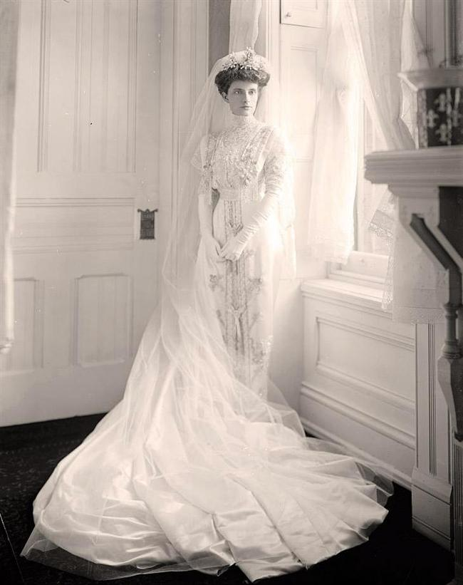 Early-1900s-Bride