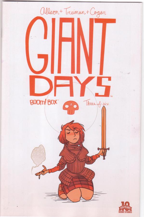 giant days 001