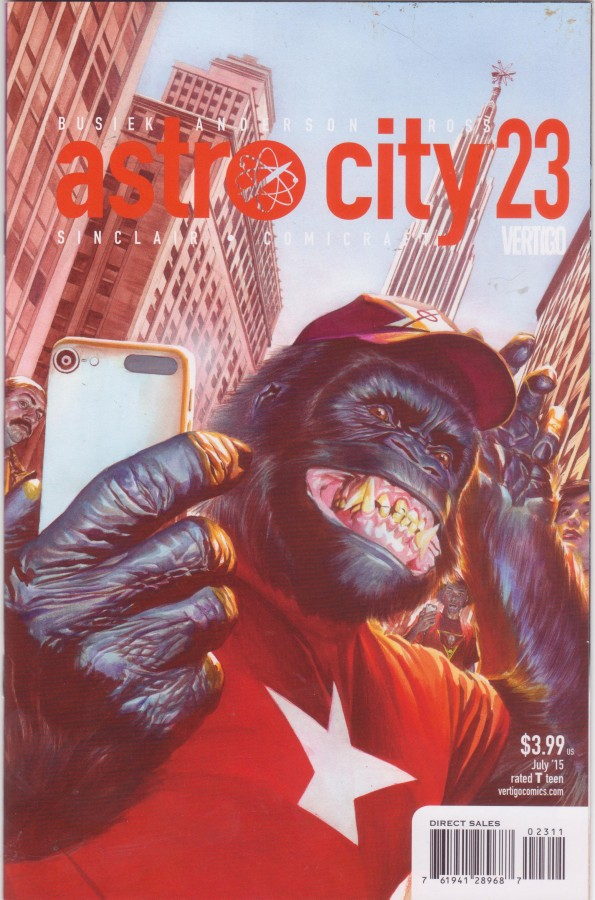 alex ross sticks gorilla 001