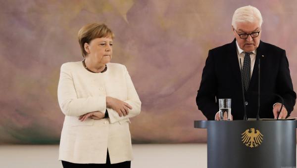 Пьет или болеет? Какие сплетни о состоянии Меркель ходят в Бундестаге