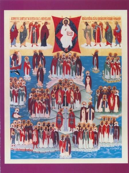 кельтские святые