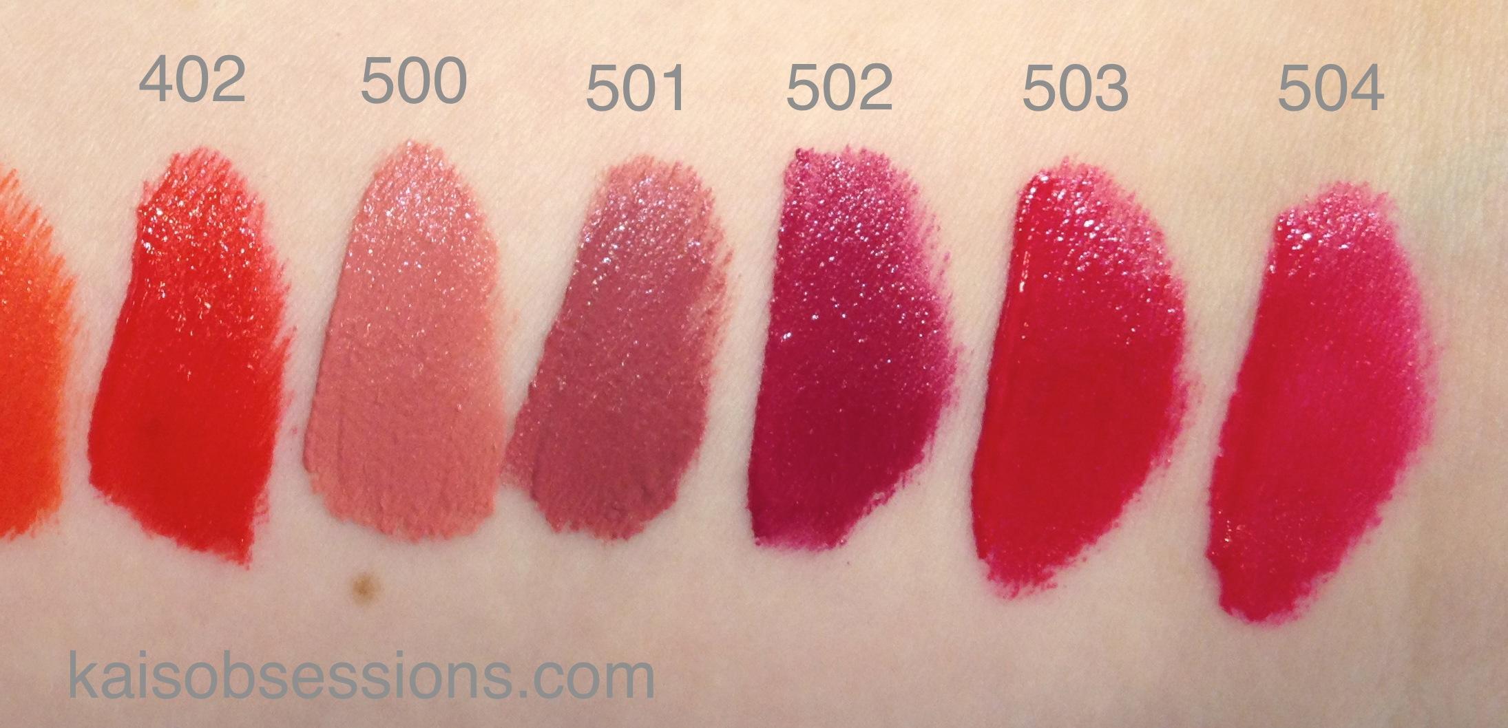 Губная помада Givenchy Le Rouge  Отзывы покупателей