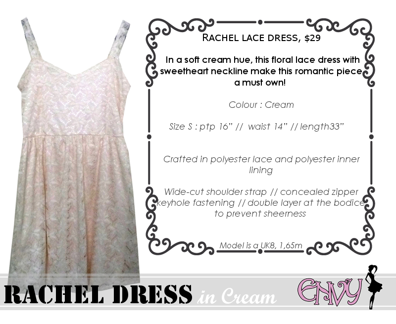 Rachel Lace Dress pic1