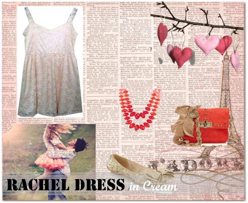 Rachel Lace Dress picA