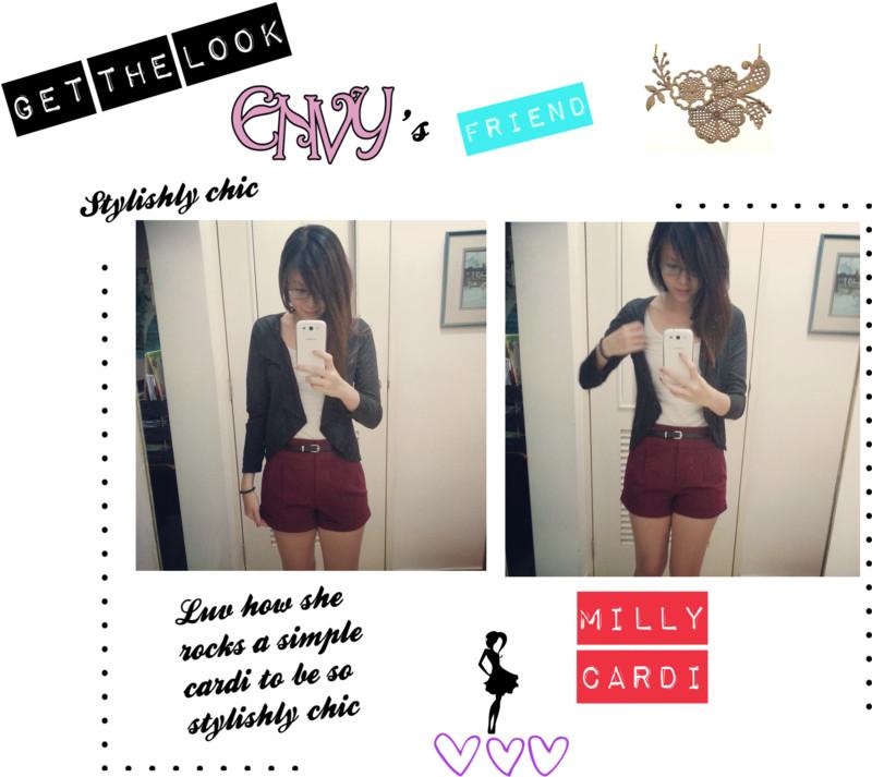 Milly Cardi