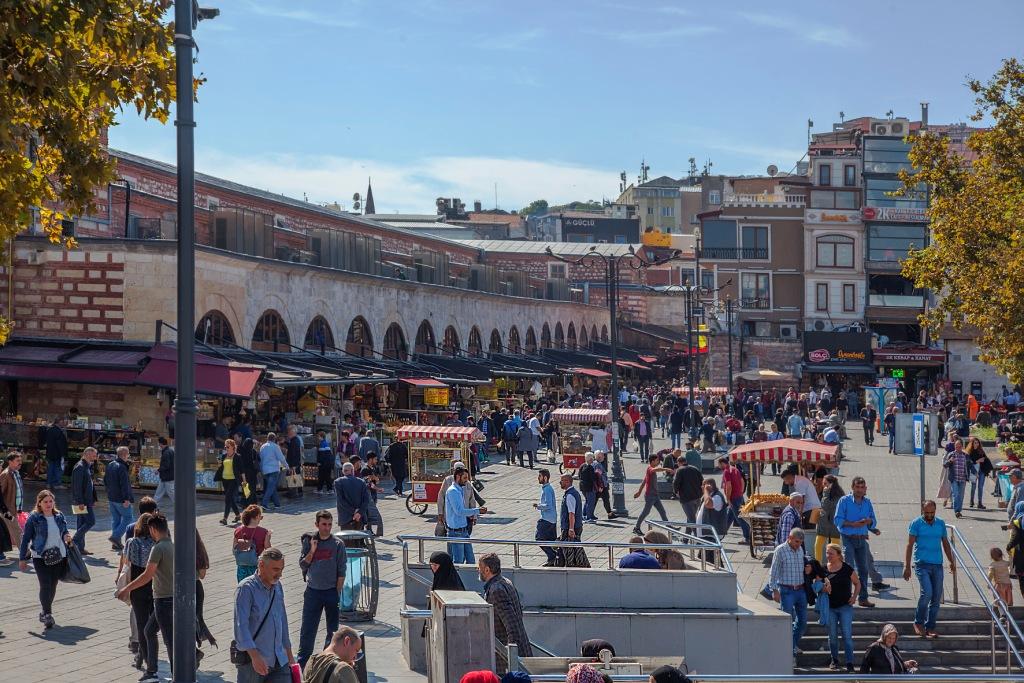 Европейский базар.