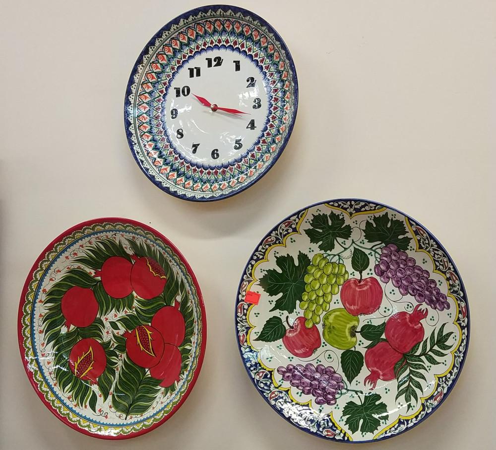 Узбекская керамика