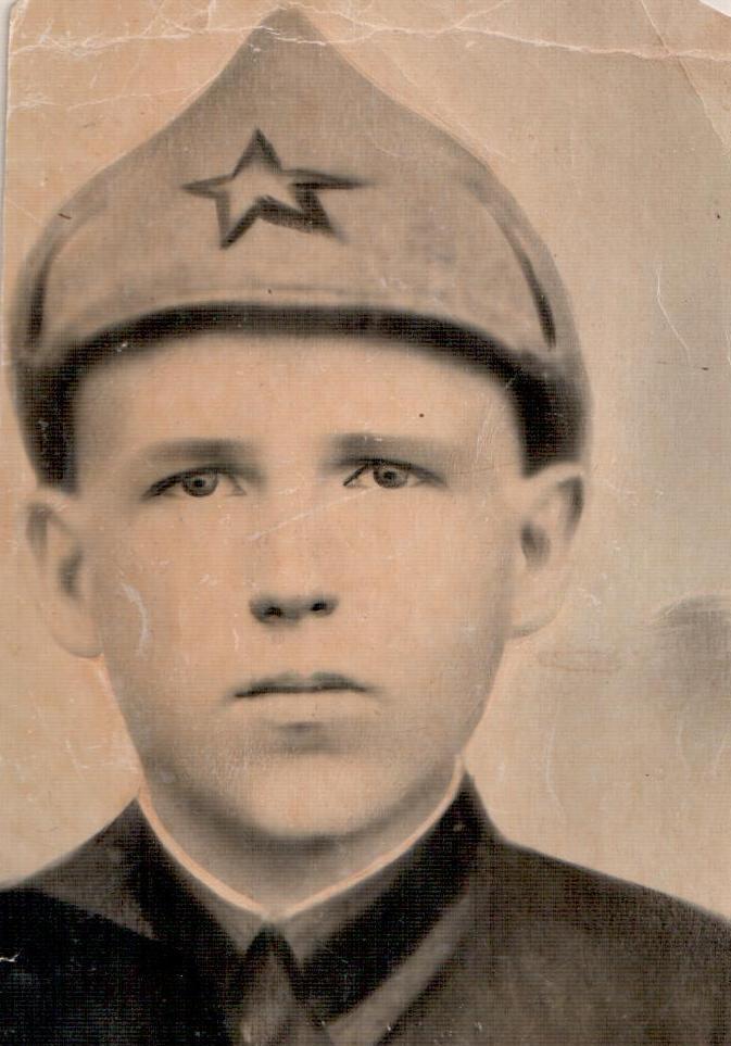 Печеницын Паве Николаевич, единственный фотоснимок.