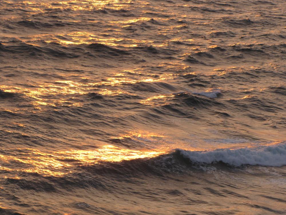 Тирренское море у острова Искья, 2010г.