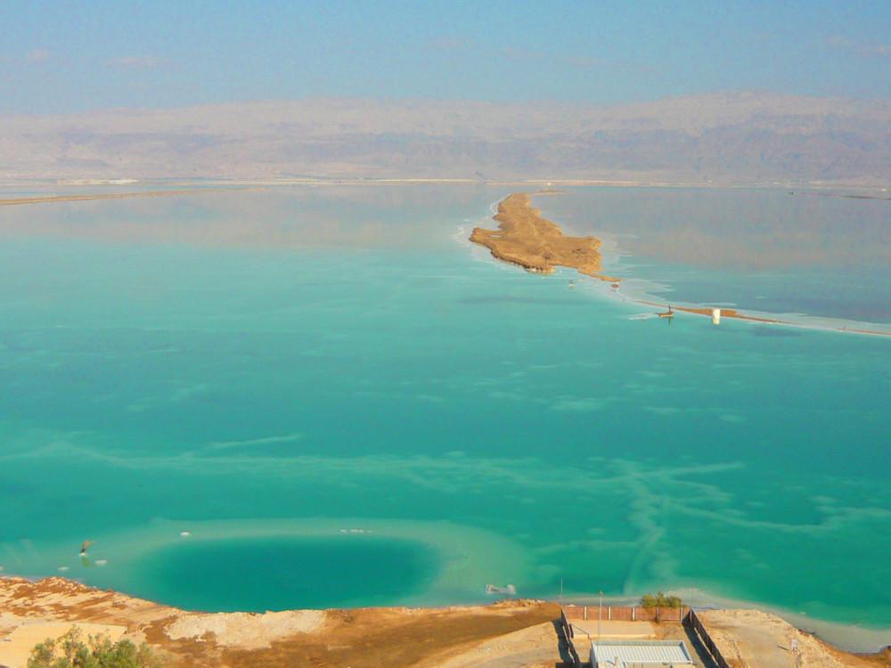 Мёртвое море, Израиль, 2008г.