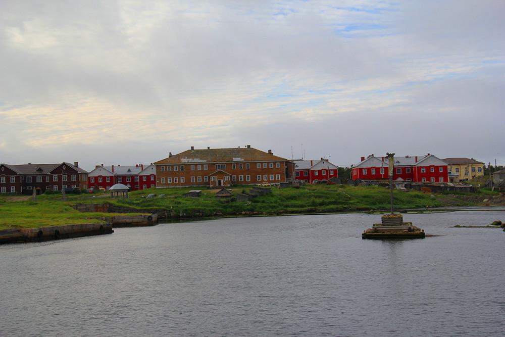 Большой Соловецкий остров, август 2017г.