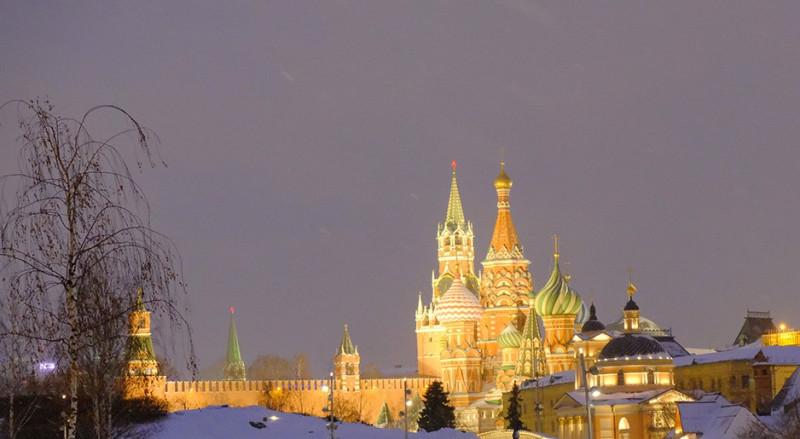 Ура! Москва — опять столица!