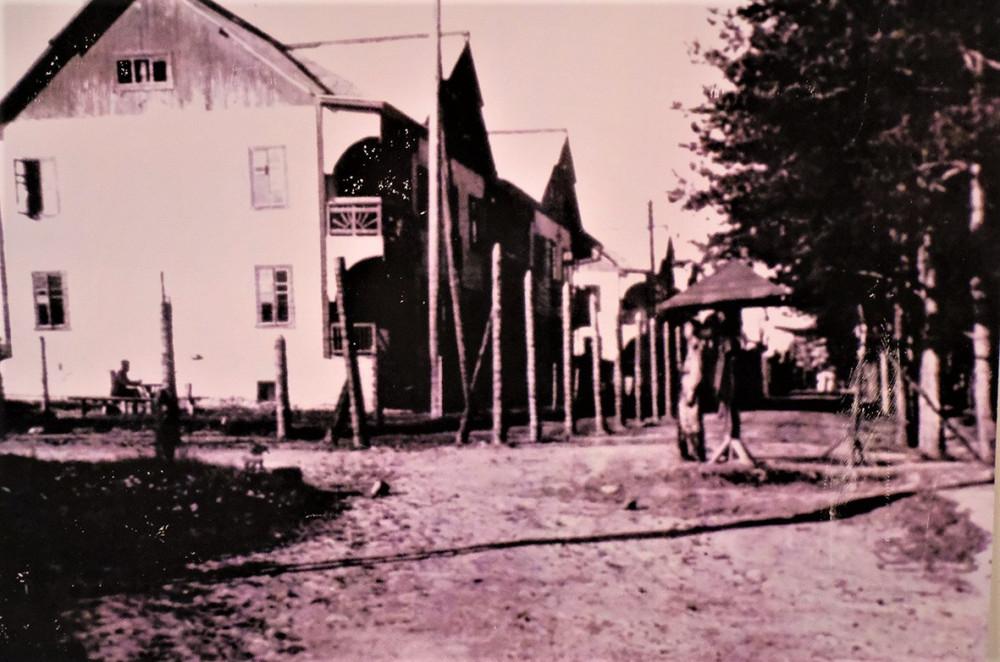 Фото 5. Лагерь в Красногорске
