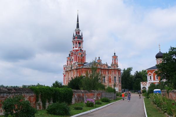Можайский кремль и немного вокруг