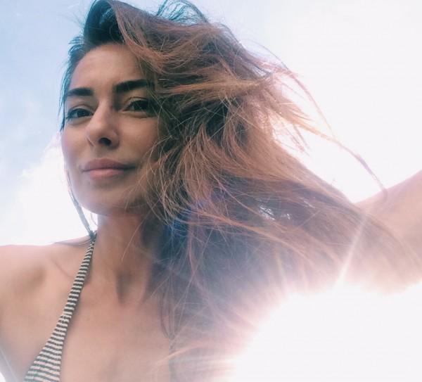 sunny day☀�