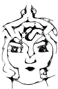 dwarf halfling female helm