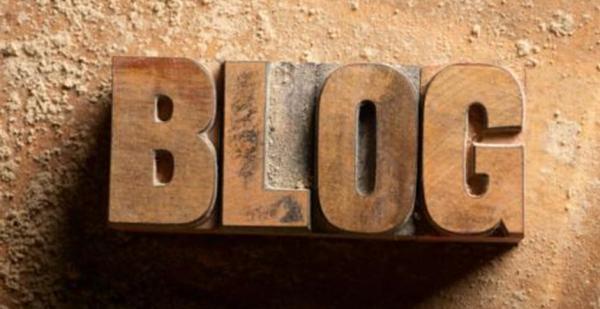 Безымянный  блог