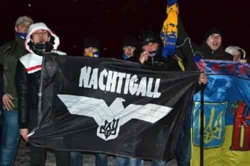 Украинские фашисты Одесса
