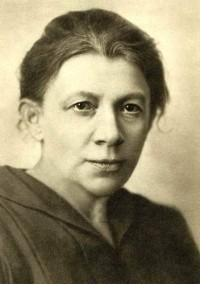 Анна Елизарова-Ульянова