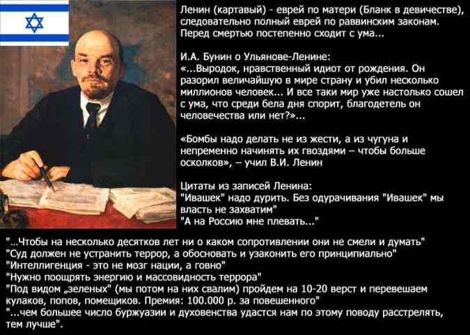 Ленин жид
