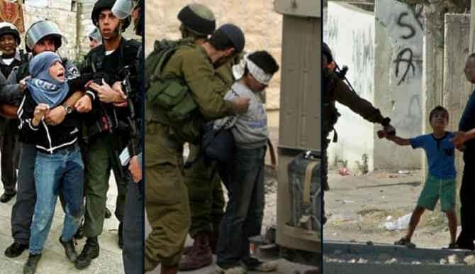 Зверства евреев в Палестине
