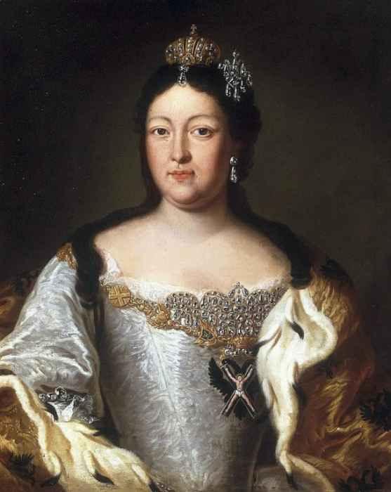 Императрица Екатерина Первая