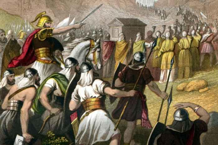 Завоевание Ханаана