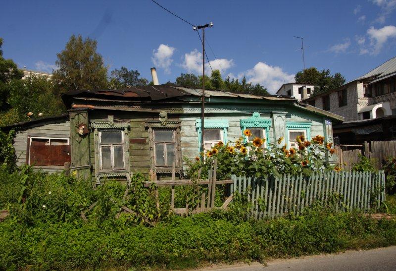 Владимирский домик