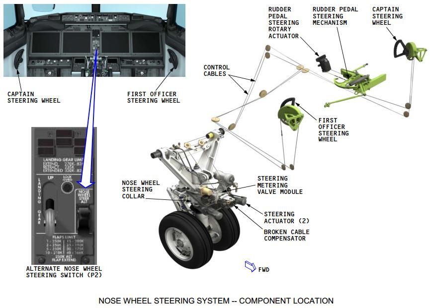 MAX NLG Steering
