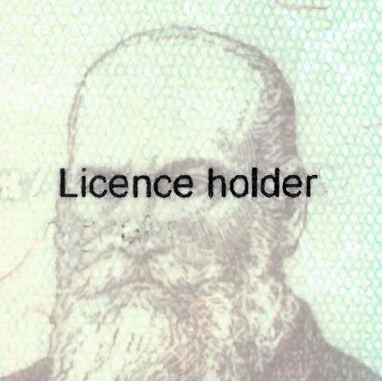 Licence holder