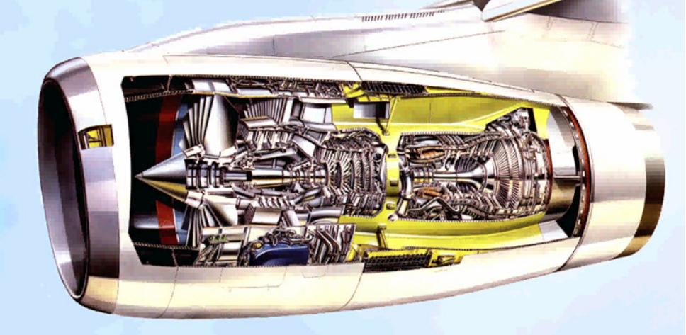 V2500 engine