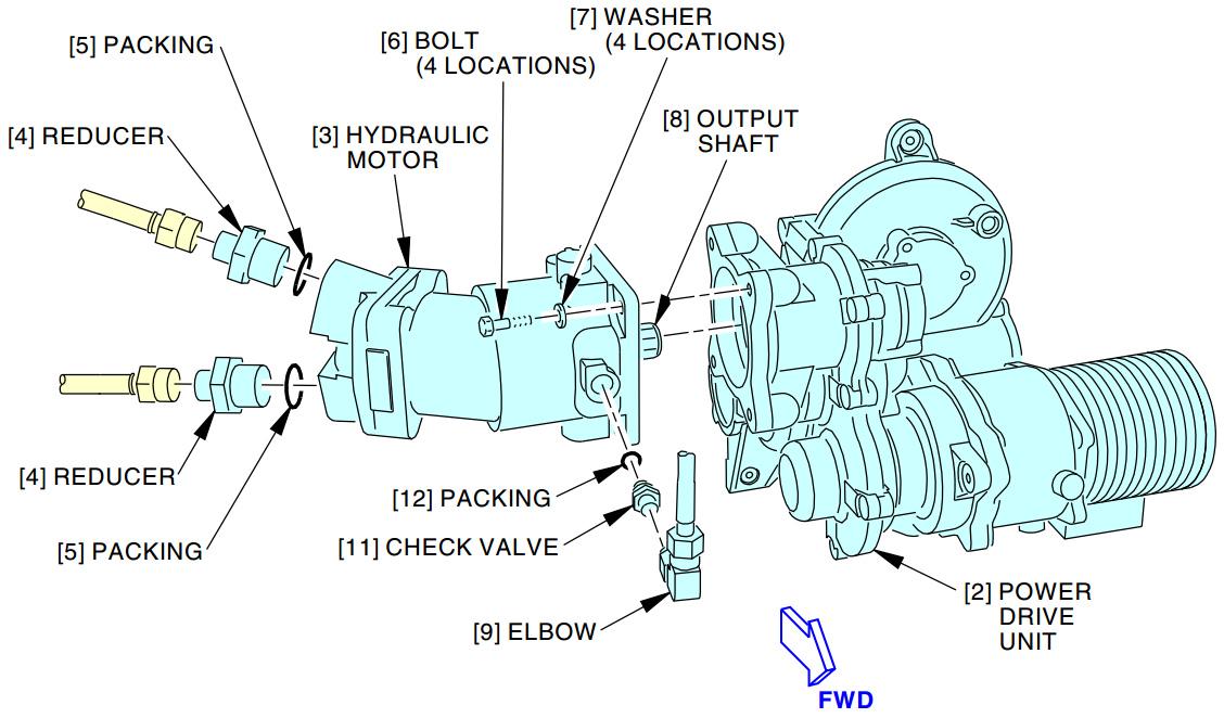 Hydr Motor