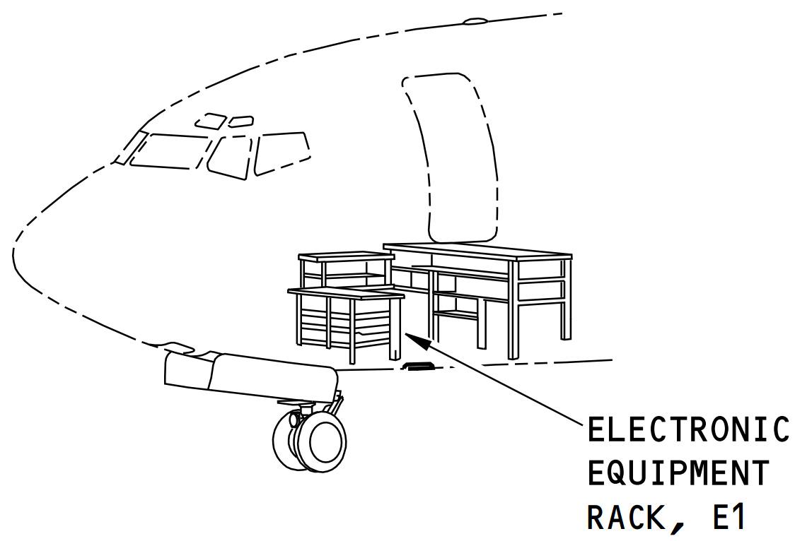E1 rack