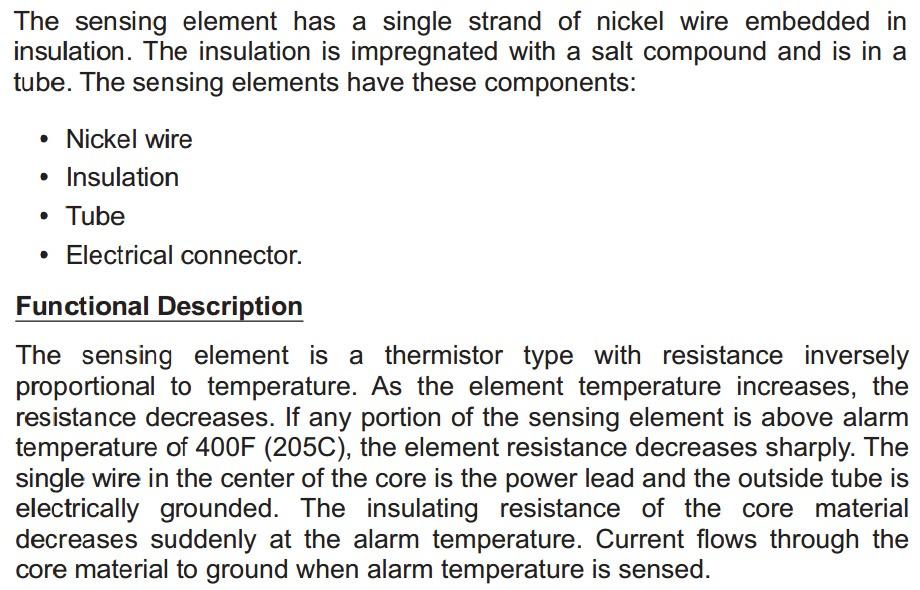 Element Description