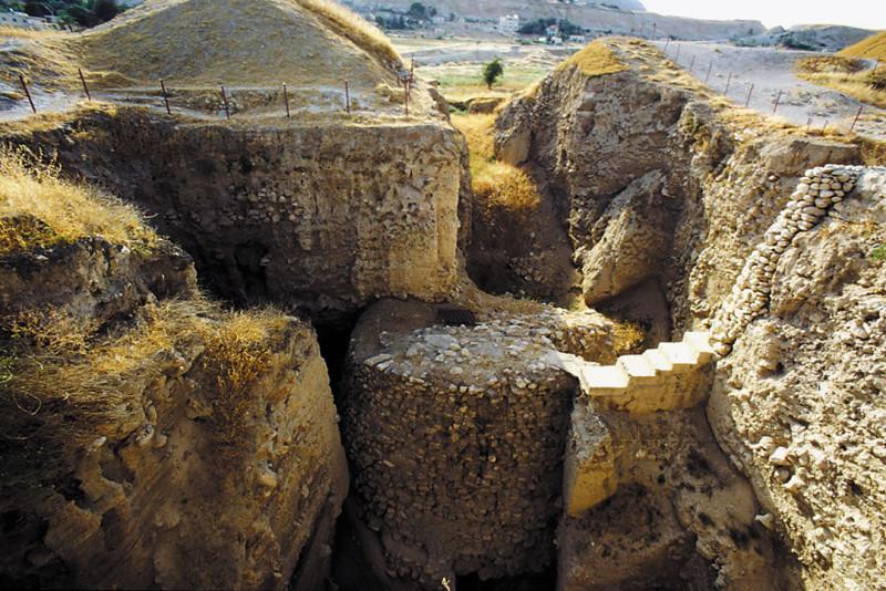 Стены Иерихона