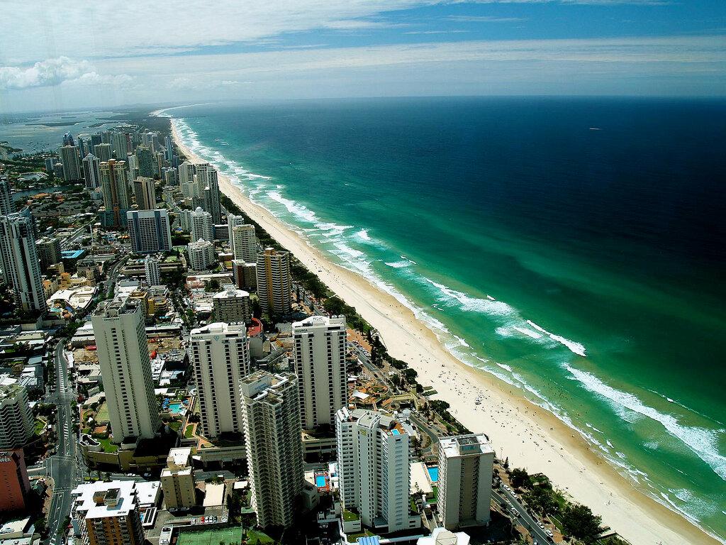 Обои австралия, квинсленд, тихий океан. Города foto 11