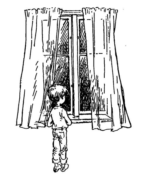 Малыш и Карлсон – предыстория