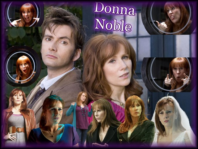 Collage of Donna