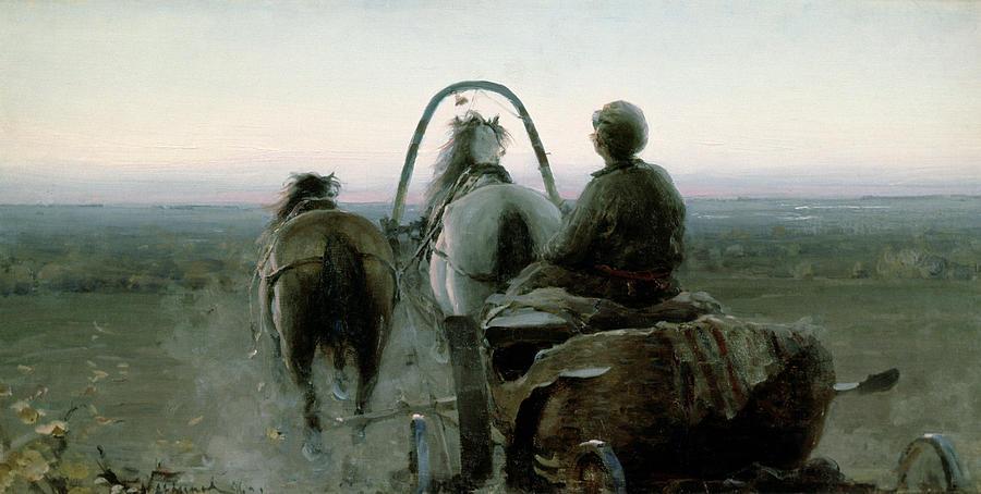 the-return-journey-abram-efimovich-arkhipov