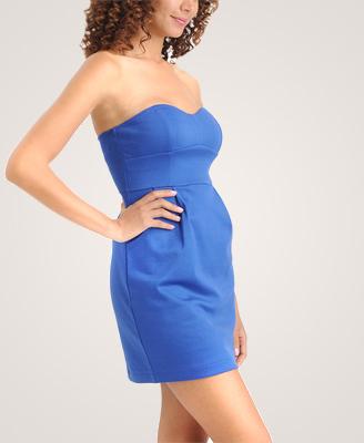 f21 sweetheart tube dress4
