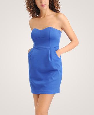 f21 sweettheart tube dress 2