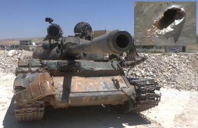 T-62 Yabrud