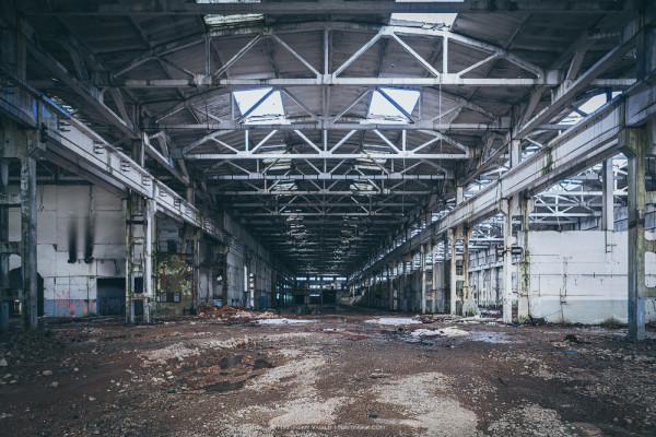 За четверть века в России уничтожено 78 тысяч заводов