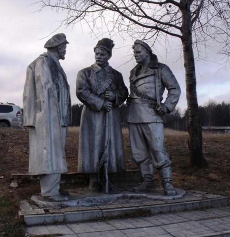 Ленин и Шадрин 7085
