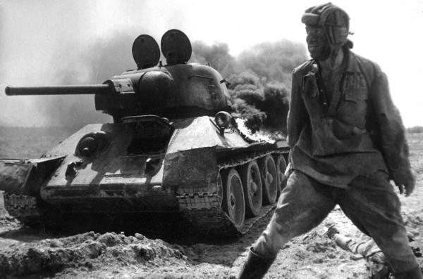 «Т-34»: Это не «Жаворонок»...