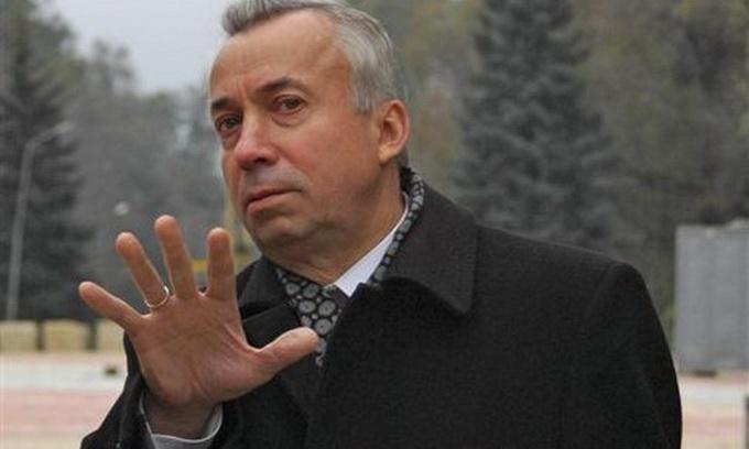 мэр А Лукьянченко