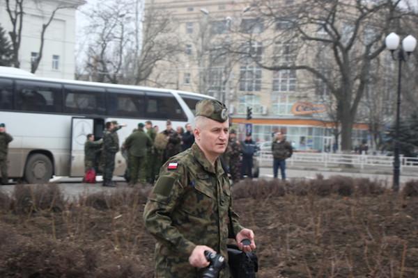45 OSCE Army